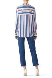 Striped Simple Shirt by M.i.h. Jeans