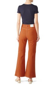 Auburn Flared Jeans by See by Chloe