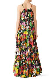 Floral Dorothy Maxi by Dodo Bar Or
