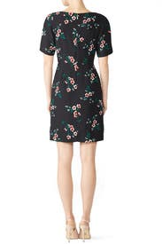 Floral V-Neck Dress by Draper James