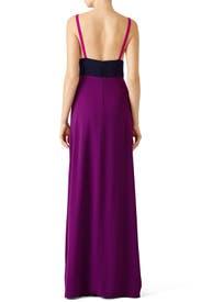 Viola Colorblock Gown by Jill Jill Stuart