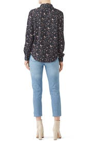Floral Work Shirt by Sanctuary