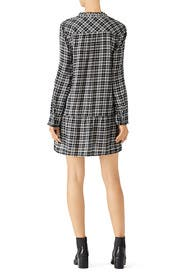 Kaisa Plaid Dress by Joie