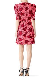 Bubble Dot Tie Front Dress by kate spade new york
