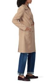 Evette Coat by SOIA & KYO
