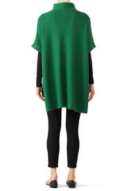 Green Ember Poncho by Elk