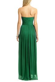 Flora Chiffon Gown by Badgley Mischka