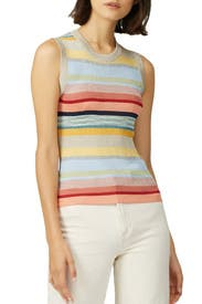Multi Striped Top by Missoni