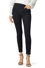Lilie High Rise Crop Skinny Jeans by J BRAND