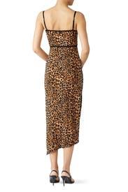 Abir Dress by Nanushka