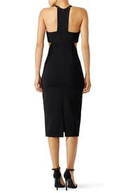 Black Linda Dress by Cushnie