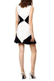 Marcelle Flounce Dress by Raoul