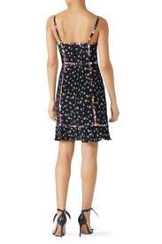 Ditzy Stems Cami Dress by Nicole Miller