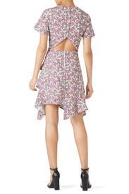 Moana Mini Dress by STYLESTALKER