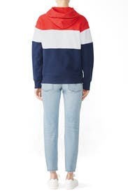 Colorblock Sport Hoodie by Levi's