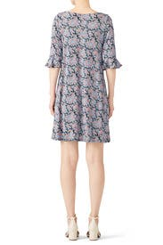 Blake Flounce Maternity Dress by Leota