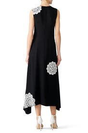 Embroidered Dress by Tory Burch