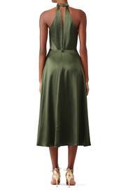 Olive Plunging Dress by Jill Jill Stuart