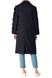 Narrative Coat by The Fifth Label