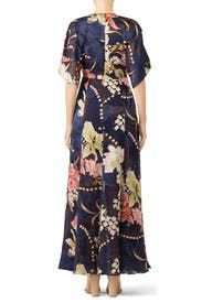 Floral Kayla Maxi by Hutch