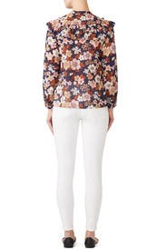 Bailey Print Hayden Shirt by M.i.h. Jeans