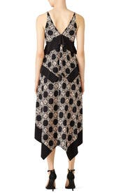 Black Tiered Maxi by Derek Lam 10 Crosby