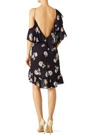 Rose Asymmetric Dress by Nicholas