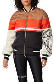 Collegiate Squad Jacket by P.E Nation