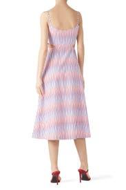 Lea Cut Out B Dress by SALONI