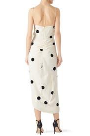 Polka Dot Cami Dress by Derek Lam 10 Crosby