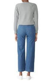 Striped Paradise Jeans by M.i.h. Jeans