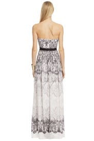 Lace All Night Gown by BCBGMAXAZRIA