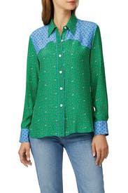 Kate Western Shirt by HVN