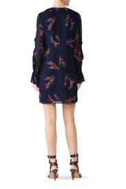Pleat Detail Shift Dress by Derek Lam 10 Crosby