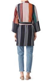 Boro Patch Wrap Jacket by Apiece Apart