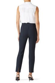 Anson Stretch Tailored Pants by Tibi