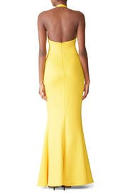 Naples Gown by Black Halo