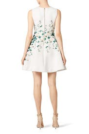 Woven Garden Dress by ERIN erin fetherston