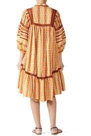 Elena Combo Dress by Dodo Bar Or
