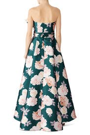 Floral Mia Gown by Sachin & Babi