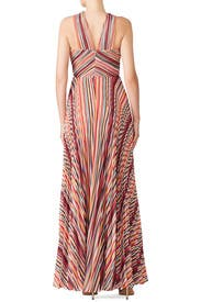 Striped Lana Maxi by AMUR