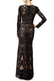 Chakra Gown by BCBGMAXAZRIA