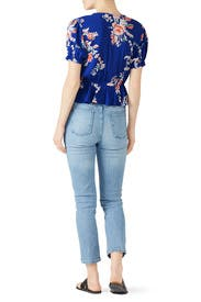 Floral Kyle Top by Cleobella