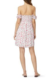 Burma Bloom Mini Dress by MINKPINK