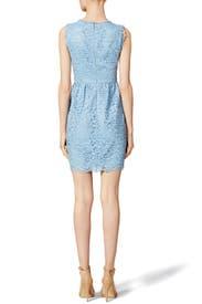 Periwinkle Lace Sierra Dress by Shoshanna