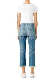 The Kick Jeans by Current/Elliott