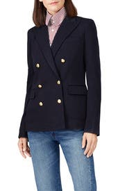 Double Breasted Blazer by Polo Ralph Lauren