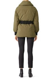 Dayma Down Jacket by ba&sh