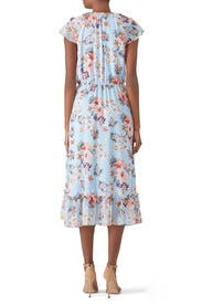Floral Analise Dress by Shoshanna