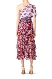 Draped Laura Dress by AMUR